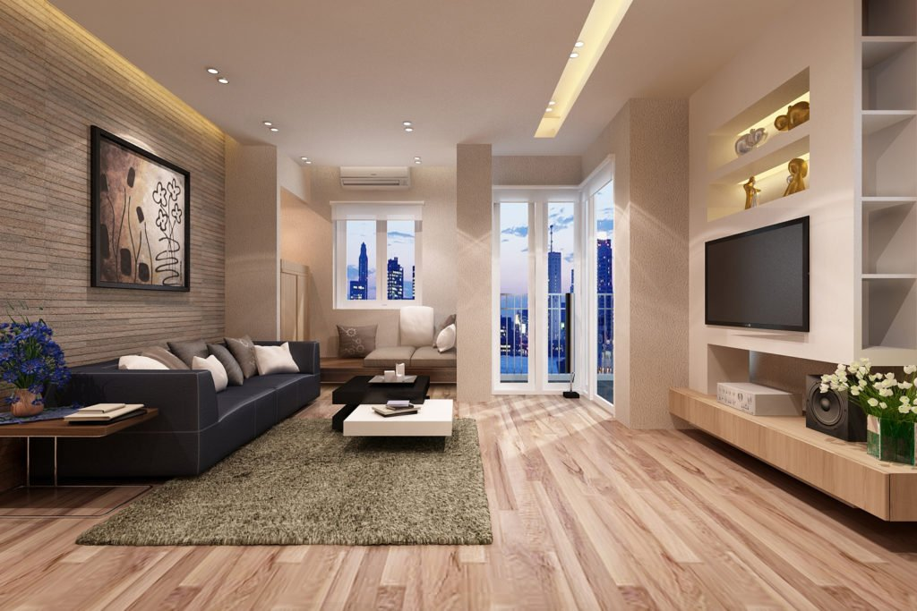 3 điểm quan trọng trong thiết kế nội thất phòng khách