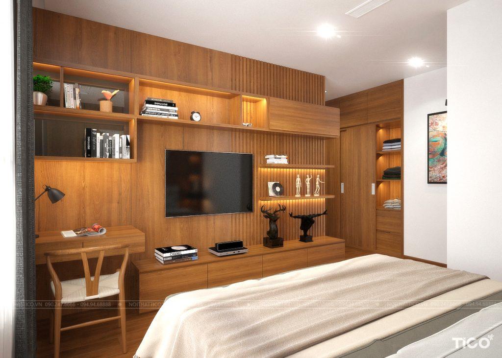 Những xu hướng thiết kế nội thất chung cư dẫn đầu 2018