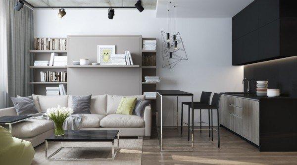 Báo giá thi công nội thất chung cư như nào là hợp lí?