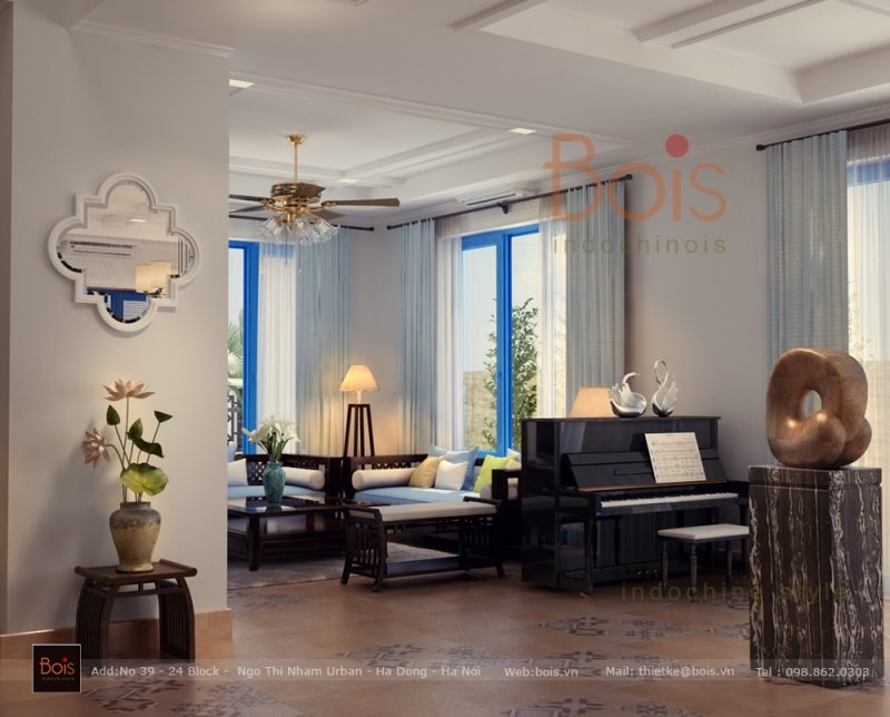 Top 5 công ty đứng đầu về thiết kế nội thất tại Hà Nội