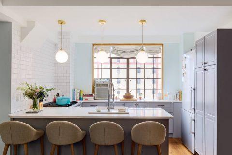 Thiết kế nội thất bếp tối ưu hoàn hảo