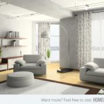 Lưu ý khi dùng gam màu trắng cho thiết kế nội thất