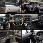 10 thiết kế nội thất xe hơi xuất sắc nhất năm 2017