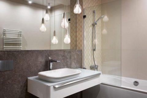 Thổi hồn cho phòng tắm nhỏ 5m2 thật dễ!!!