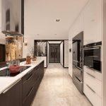Thiết kế các mẫu tủ bếp với nhiều phong cách khác nhau
