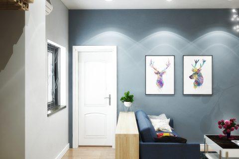 Thiết kế và thi công chung cư Anh Trung – CT3 Mễ Trì Hạ – Nam Từ Liêm – HN