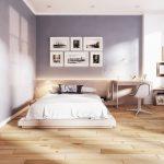 Phòng ngủ hiện đại phù hợp gia đình trẻ