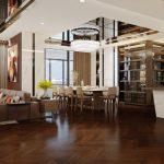 Thiết kế thi công nội thất biệt thự anh Thành – Hải Phòng