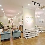 THIẾT KẾ SHOWROOM CARACOLE VIỆT NAM