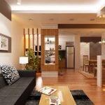 4 điều cần lưu ý khi thiết kế nội thất chung cư