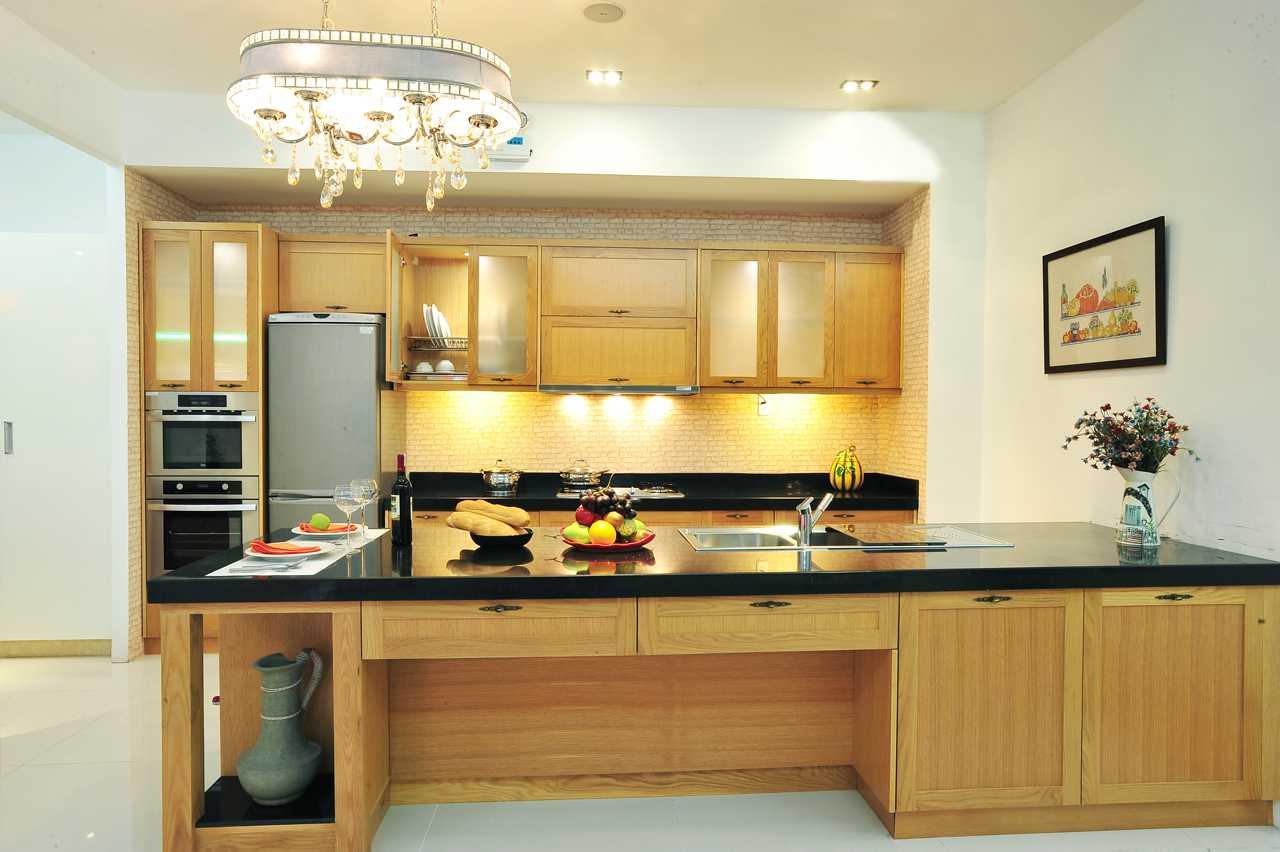 4 kiểu thiết kế phòng bếp hiện đại