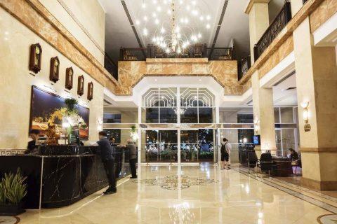 Thi công thiết kế nội thất Khách sạn 5 sao