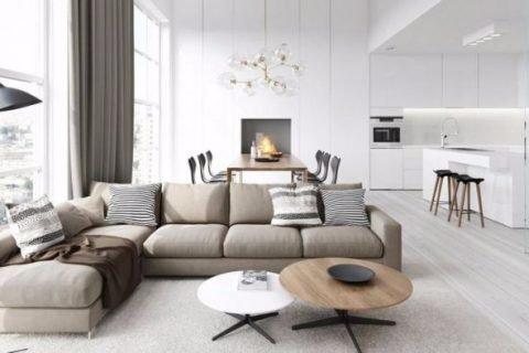 Giải pháp thiết kế nội thất chung cư cho những căn hộ nhỏ