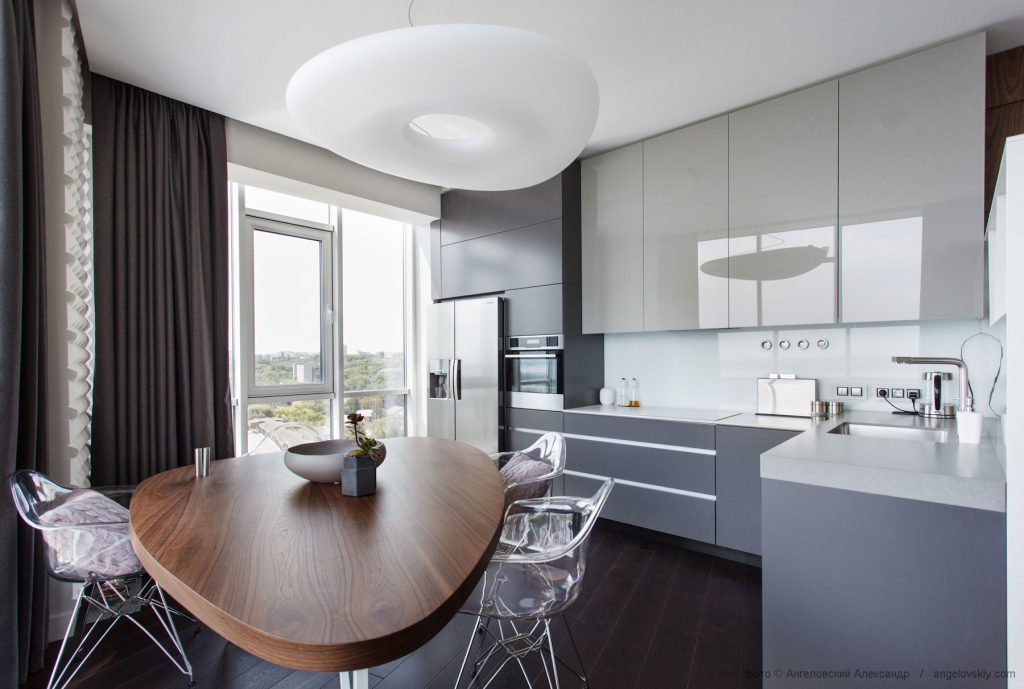 Chênh lệch giữa giá thiết kế nội thất chung cư cao cấp và thường