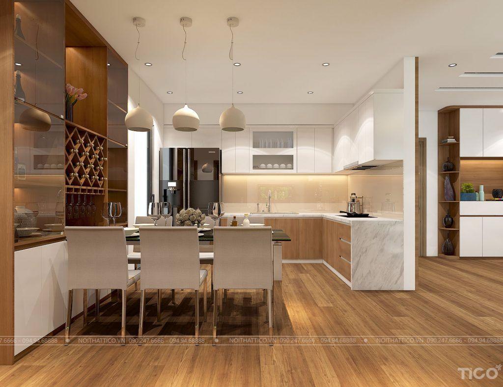 """Kinh nghiệm """"vàng"""" trước khi thuê thiết kế thi công nội thất chung cư"""