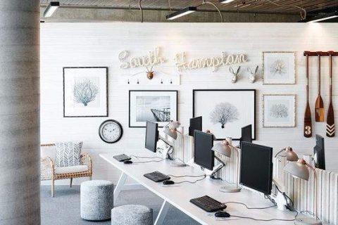 Cực kì độc đáo với 10 kiểu thiết kế nội thất chung cư 150m2 văn phòng