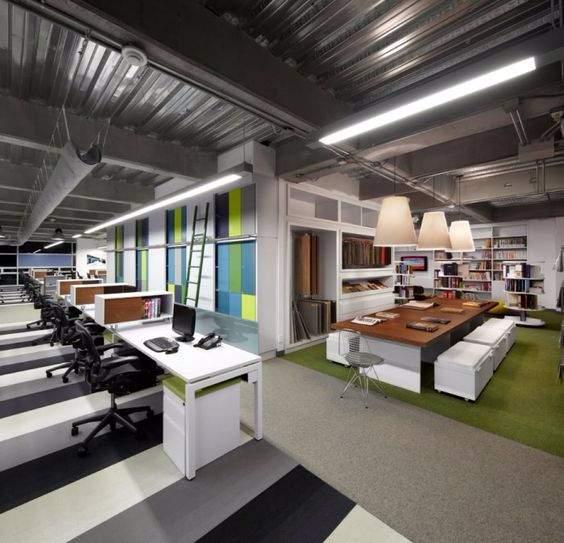 Cực kì độ đáo với 10 kiểu thiết kế nội thất chung cư 150m2 văn phòng