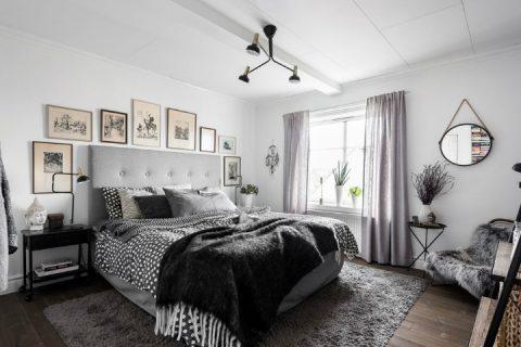 Mới lạ với thiết kế nội thất chung cư 90m2 theo phong cách đồng quê Pháp