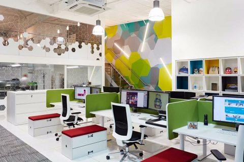 Tiêu chí đánh giá thi công nội thất chuyên nghiệp cho văn phòng