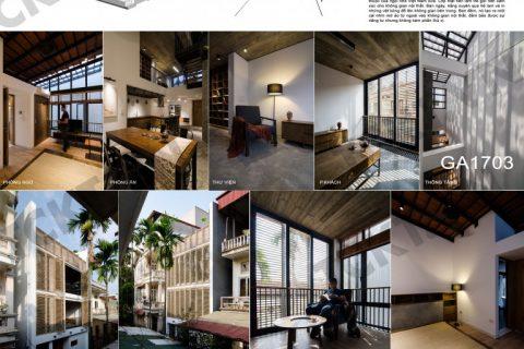 Nhà thân thiện #003 – Giải Ba cuộc thi thiết kế Ngôi nhà mơ ước