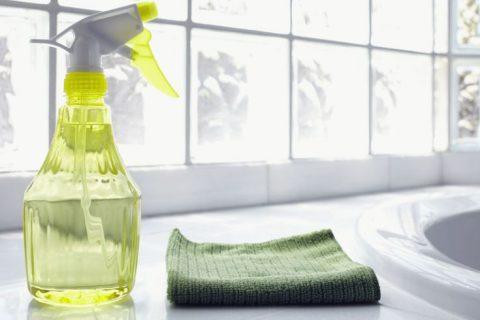 Những mẹo vặt giúp nhà siêu sạch (phần 1)