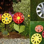Ý tưởng từ nghệ thuật tái chế vật dụng cũ để làm vườn